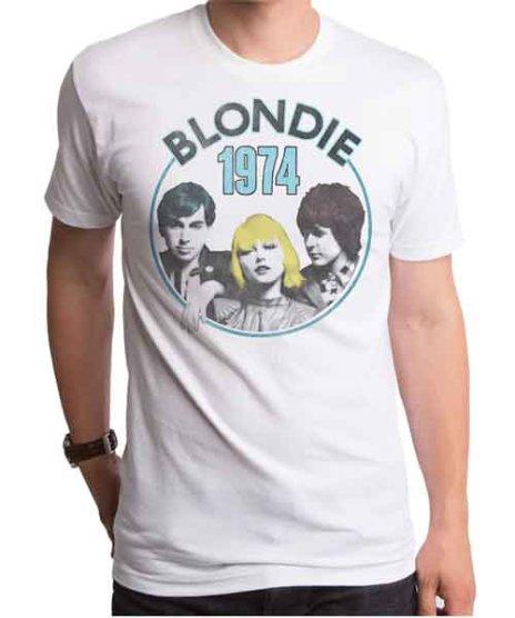 ブロンディー ( Blondie ) ロックTシャツ 1974