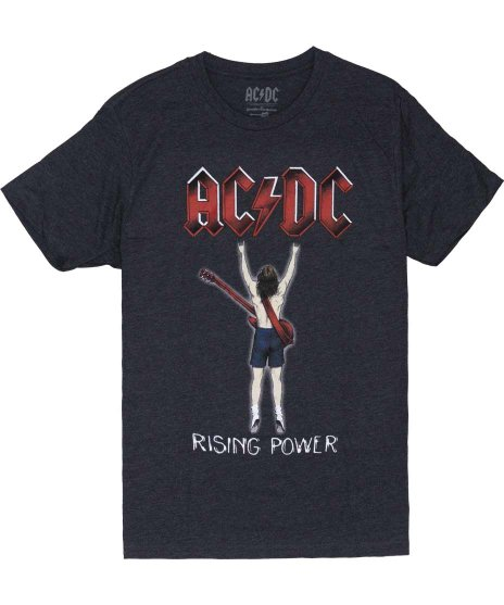AC/DC Tシャツ Rising Power Fingers