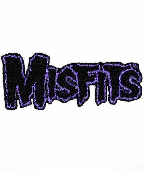Misfits ( ミスフィッツ ) バンドワッペン バンドロゴ