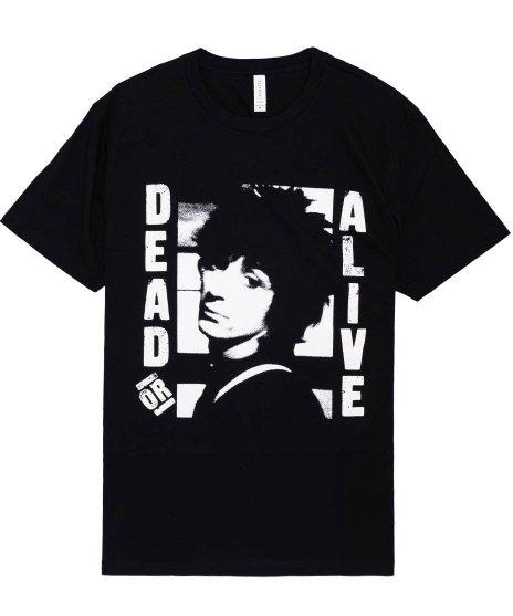 ジョニーサンダース ( Johnny Thunders ) Tシャツ Dead Or Alive