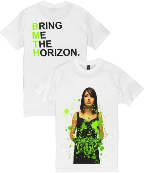 BRING ME THE HORIZON Tシャツ Suicide Season デラックス