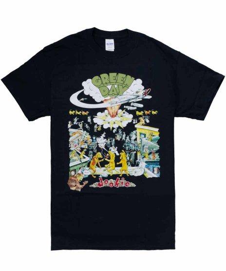 グリーン デイ ( Green Day ) Tシャツ  Dookie