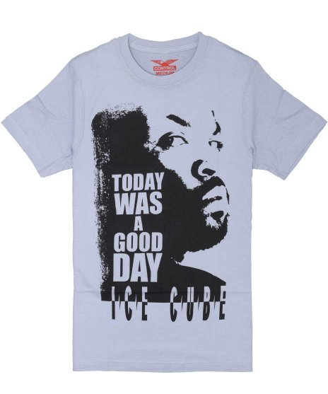 アイス キューブ ( Ice Cube ) Tシャツ TODAY WAS A GOOD DAY