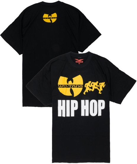WU-TANG CLAN RAEKWON Tシャツ RUN HIP HOP