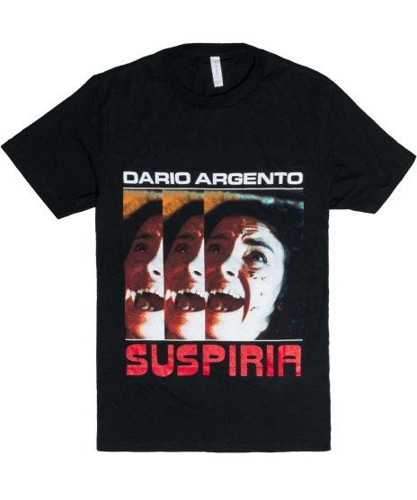 サスペリア 映画 Tシャツ Maggots