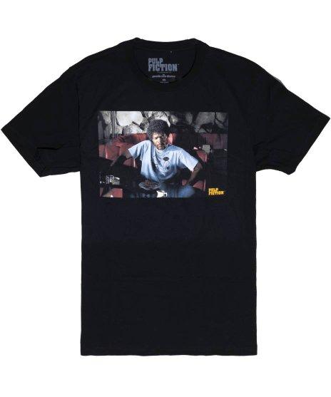 パルプ・フィクション ( Pulp Fiction ) 映画 Tシャツ サミュエル ジャクソン ダイナー