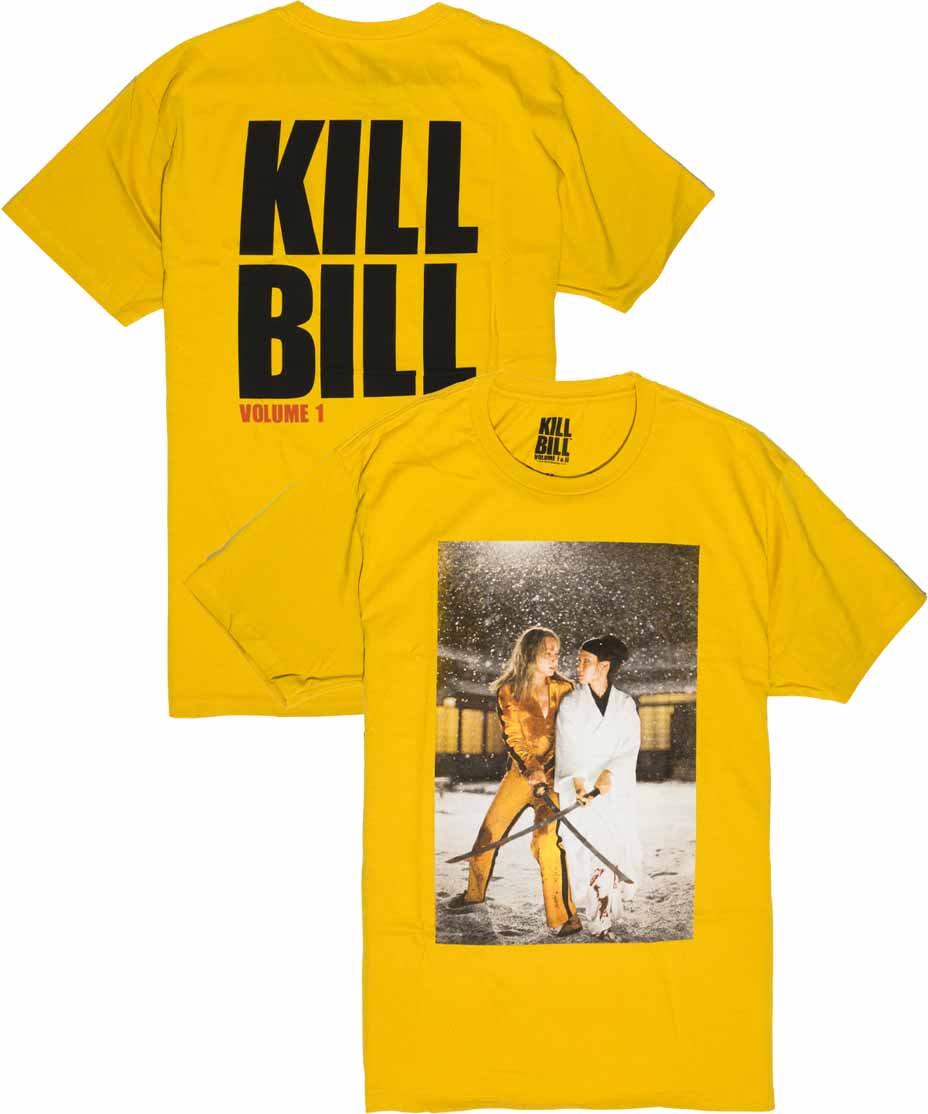 キルビル ( Kill Bill ) 映画 Tシャツ ファイナルバトル