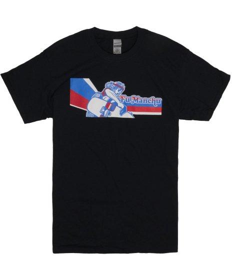 Fu Manchu Tシャツ New Alva