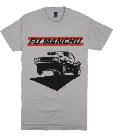 Fu Manchu Tシャツ Muscle