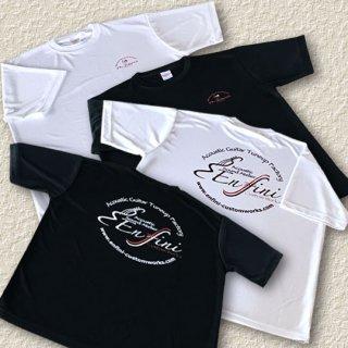 アンフィニカスタムワークス & R-Zero ロゴ入りTシャツ