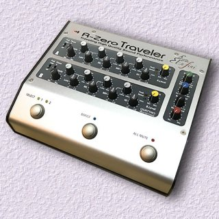 Traveling High Quality Preamplifier Unit TravelerQUATTRO<br>セカンドロット台数限定!分割金利手数料無料キャンペーン
