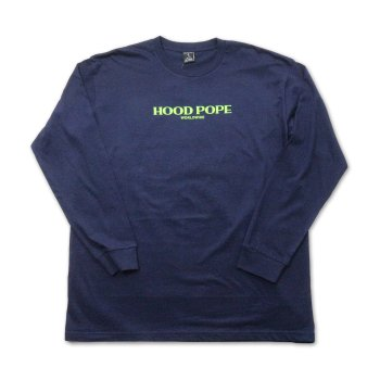 トラップロード TRAPLORD 5 YEAR WORLD L/S TEE Tシャツ NAVY ネイビー L/S T-SHIRT XLサイズ