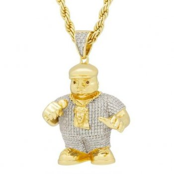 キングアイス KINGICE Notorious B.I.G. x King Ice - Biggie Smalls Necklace ACCESSORIES