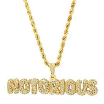 キングアイス KINGICE Notorious B.I.G. x King Ice - Notorious Necklace ACCESSORIES