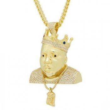 キングアイス KINGICE Notorious B.I.G. x King Ice - Big Poppa Necklace ACCESSORIES