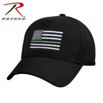 <img class='new_mark_img1' src='//img.shop-pro.jp/img/new/icons15.gif' style='border:none;display:inline;margin:0px;padding:0px;width:auto;' />ロスコ ROTHCO Thin Green Line Flag Low Pro Cap ロウプロ キャップ Black ブラック CAP