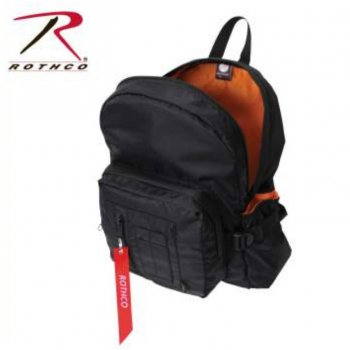 <img class='new_mark_img1' src='//img.shop-pro.jp/img/new/icons15.gif' style='border:none;display:inline;margin:0px;padding:0px;width:auto;' />ロスコ ROTHCO MA-1 Bomber Backpack エムエーワン ボマー バックパック Black ブラック BAG