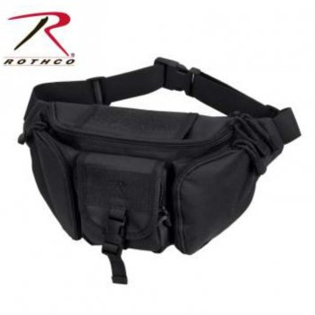 <img class='new_mark_img1' src='//img.shop-pro.jp/img/new/icons15.gif' style='border:none;display:inline;margin:0px;padding:0px;width:auto;' />ロスコ ROTHCO Tactical Concealed Carry Waist Pack ウエストパック バッグ Black ブラック BAG