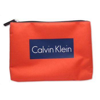 <img class='new_mark_img1' src='//img.shop-pro.jp/img/new/icons29.gif' style='border:none;display:inline;margin:0px;padding:0px;width:auto;' />カルバンクライン Calvin Klein clutch bag クラッチバッグ ORANGE オレンジ BAG