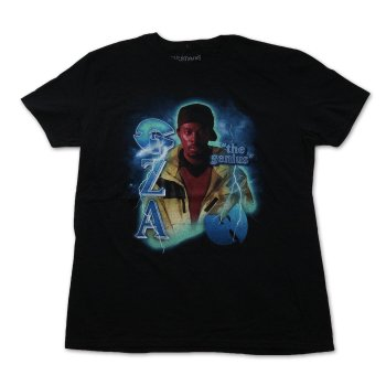 ライブネイション Live Nation GZA The Genius Mens Soft Tee Tシャツ BLACK ブラック S/S T-SHIRTS XLサイズ