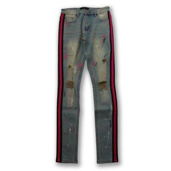 セレナーデ SERENEDE Sacred Plasma Jeans デニムパンツ EARTH TONE アーストーン PANTS