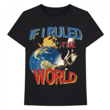 NAS 20SS-NAS-003 If I Ruled The World TEE Tシャツ BLACK ブラック S/S T-SHIRTS