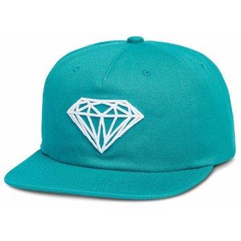ダイアモンドサプライ DIAMOND SUPPLY CO. BRILLIANT UNSTRUCTURED SNAPBACK キャップ BLUE ブルー CAP