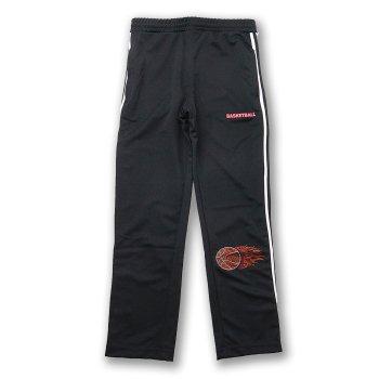 バスケットボールスケートボード Basketball Skateboards Track Pants トラックパンツ BLACK ブラック PANTS