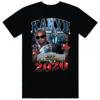 <img class='new_mark_img1' src='//img.shop-pro.jp/img/new/icons15.gif' style='border:none;display:inline;margin:0px;padding:0px;width:auto;' />YEEZUS FOR PRES TEE Tシャツ BLACK ブラック S/S T-SHIRTS