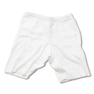 Chillax Sweat Short Pants (White)