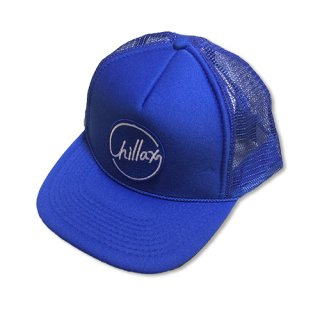 Chillax Mesh Cap (Blue)