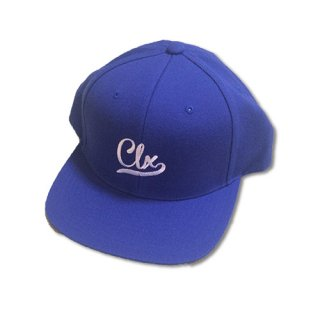 Chillax Logo Cap (Blue)