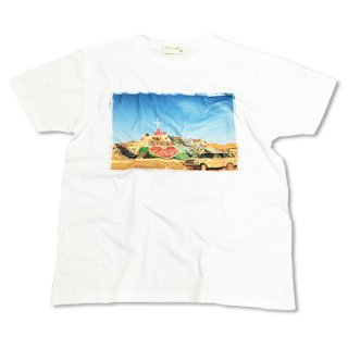 Chillax × 1101 Photo Tee No.10