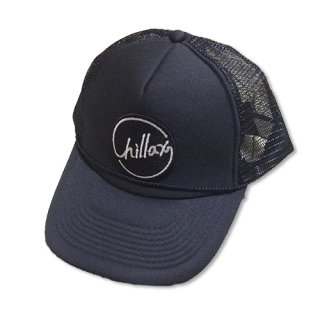 Chillax Mesh Cap (Black)