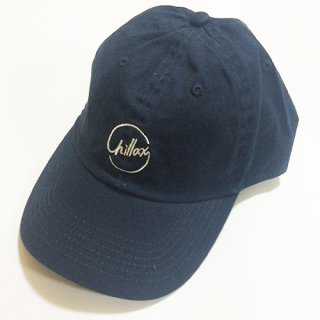 Chillax 6 Panel Cap (Navy)