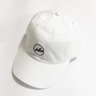 Chillax 6 Panel Cap (White)