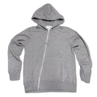 2016 Chillax A/W Zip Hoody Gray