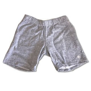 Chillax Pile Half pants (Gray)