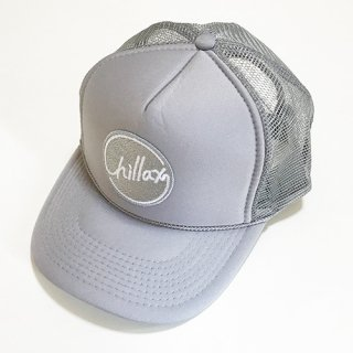 2017 S/S Chillax Mesh Cap (Gray)