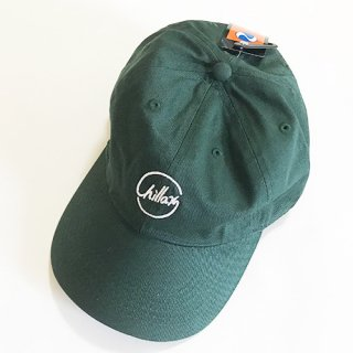 Chillax 6 Panel Cap (Dark Green)