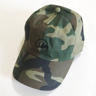 Chillax 6 Panel Cap (Camouflage)