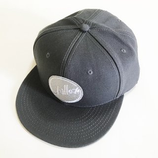 Chillax 2017 A/W Cap (Charcoal Gray)