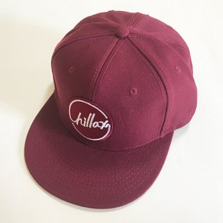 Chillax 2017 A/W Cap (Burgundy)