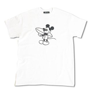 <img class='new_mark_img1' src='//img.shop-pro.jp/img/new/icons8.gif' style='border:none;display:inline;margin:0px;padding:0px;width:auto;' />Chillax×Disney Surfer Mickey Front Print T