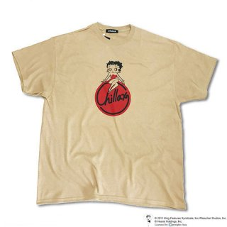 Chillax× BETTY BOOP(TM) Over size T
