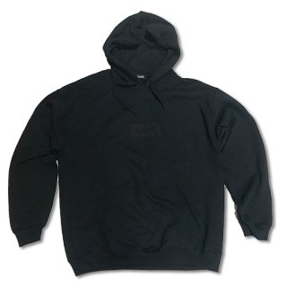 Chillax Pull over Hoody  Black
