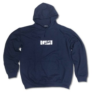 Chillax Pull over Hoody  Navy