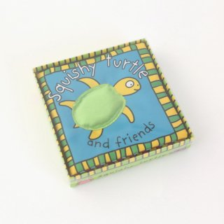 布絵本 Squishy Turtle