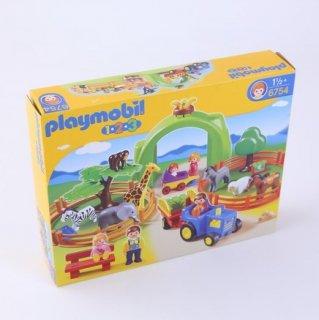 Playmobil 動物園(大)