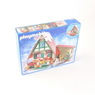 <img class='new_mark_img1' src='//img.shop-pro.jp/img/new/icons29.gif' style='border:none;display:inline;margin:0px;padding:0px;width:auto;' />Playmobil クリスマススペシャル サンタハウス